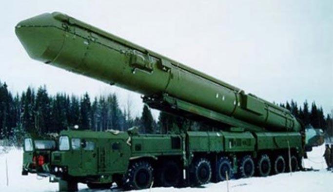 ABD'de Rus RS-26 paniği, Trump inceleme talimatı verdi