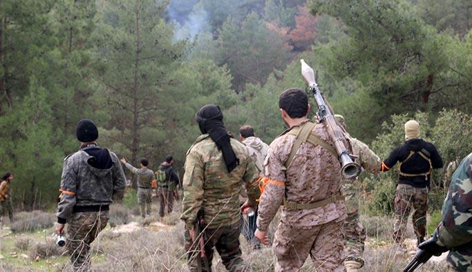 Afrin'de bugün iki köy teröristlerden temizlendi