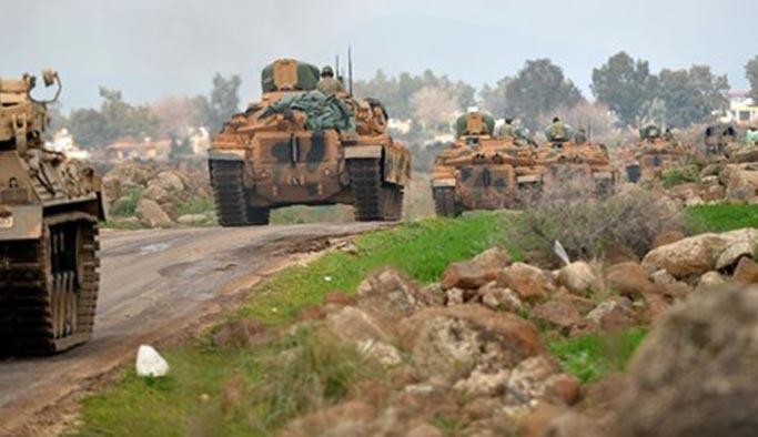 Afrin'de önemli başarı: Bir günde altı köy temizlendi