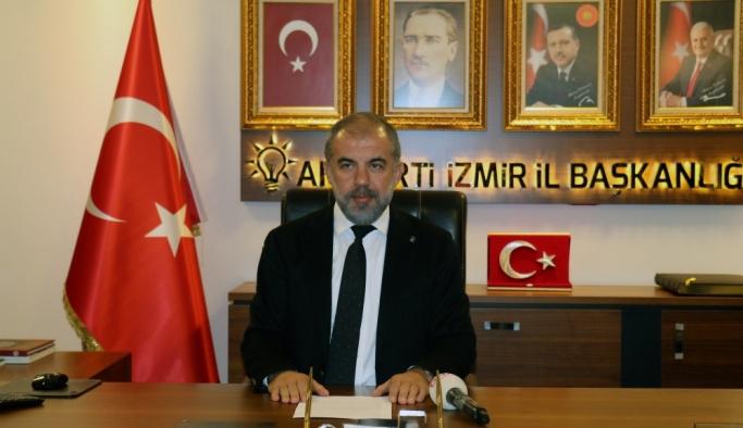 AK Parti İzmir İl Başkanlığında görev değişikliği