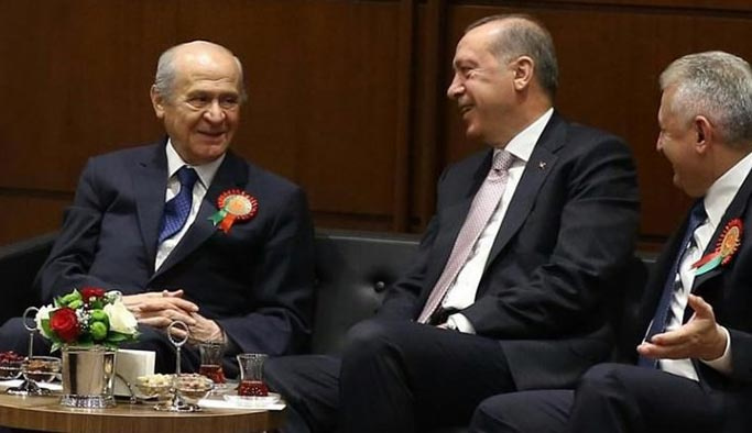 AK Parti-MHP ittifakına kimin karşı çıktığı belli oldu ANKET