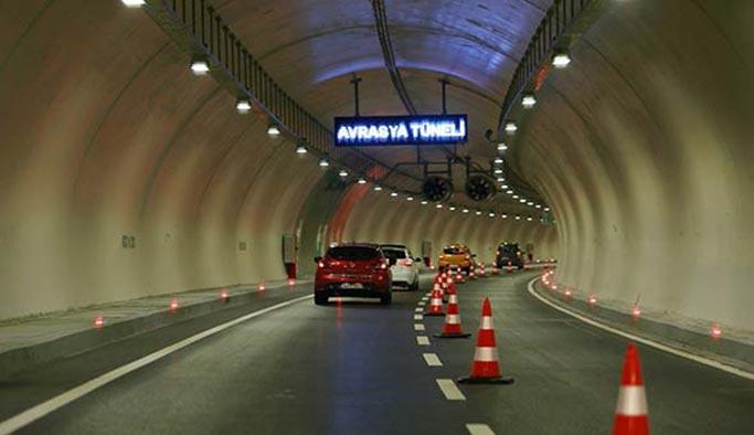 Avrasya Tüneli'ne KDV indirimi