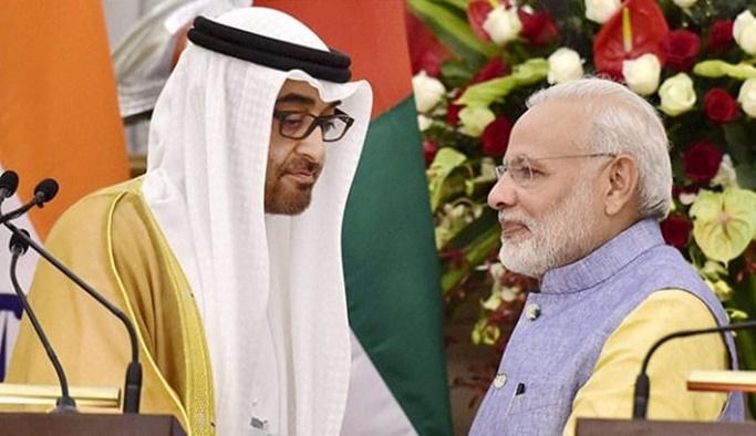 BAE ile Hindistan arasında petrol anlaşması