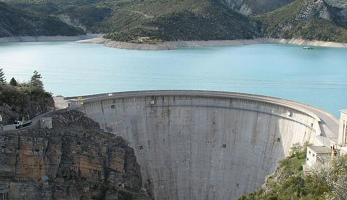 Barajlardaki son durum ile ilgili açıklama