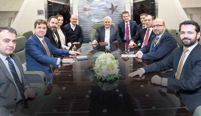 Başbakan Yıldırım'dan Deniz Yücel eleştirilerine cevap
