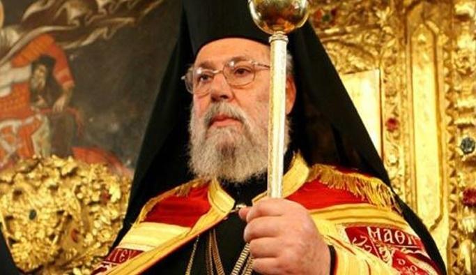 Rum Başpiskopos ABD ve AB'ye  yalvardı: Bizi Türkiye'den kurtarın