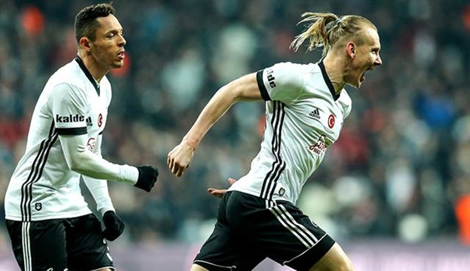 Beşiktaş 3 - 1 Fenerbahçe (Maç Özeti)