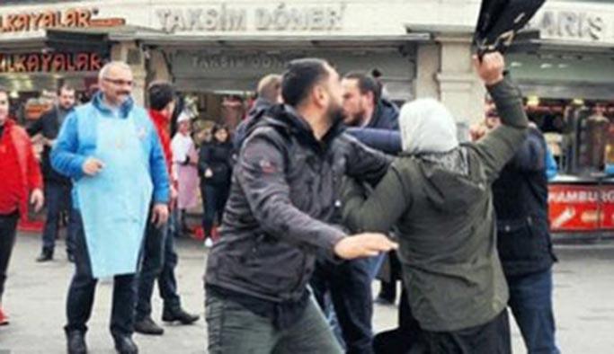 Bir taksici vakası daha, bu kez kurban İranlı turistler