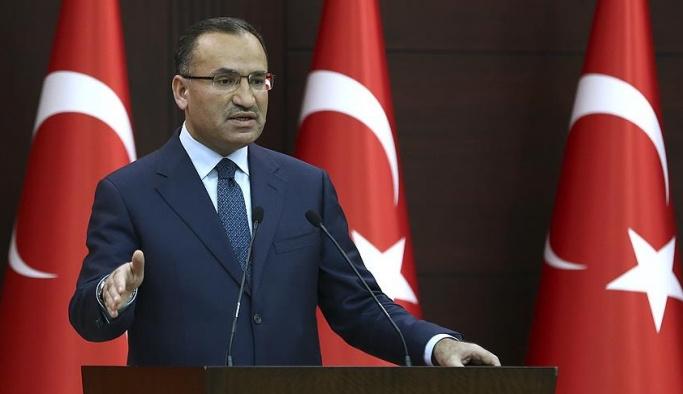 Bozdağ: Esed'in Afrin'e gireceği iddiaları gerçek dışıdır