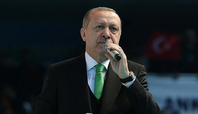 Cumhurbaşkanı Erdoğan: İstiklalimizi tehdit edeni ezer geçeriz