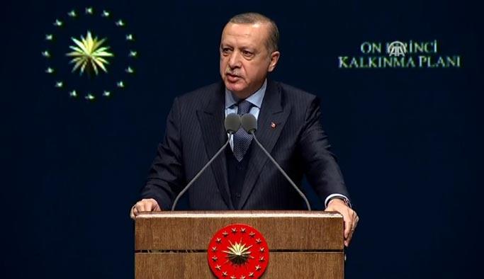 Erdoğan: İnsansız tankımızı da yapacağız