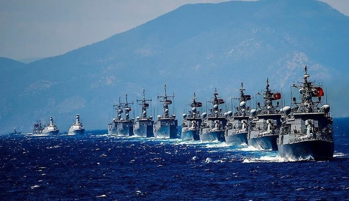 Akdeniz'de 1,5 trilyon dolarlık mücadele