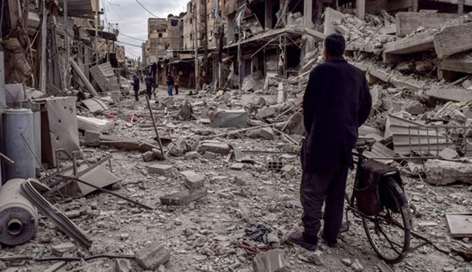 Doğu Guta'da 15 sivil yaşamını yitirdi