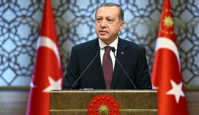 Erdoğan: Terör konvoyu Afrin'e giremedi, bedelini ağır öderler