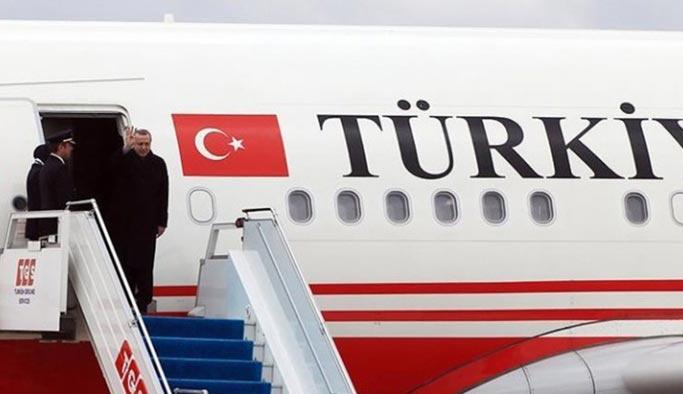 Erdoğan yarın Afrika turuna başlıyor