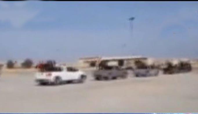 Esed yanlısı milis güçler Afrin'e girmeye başladı