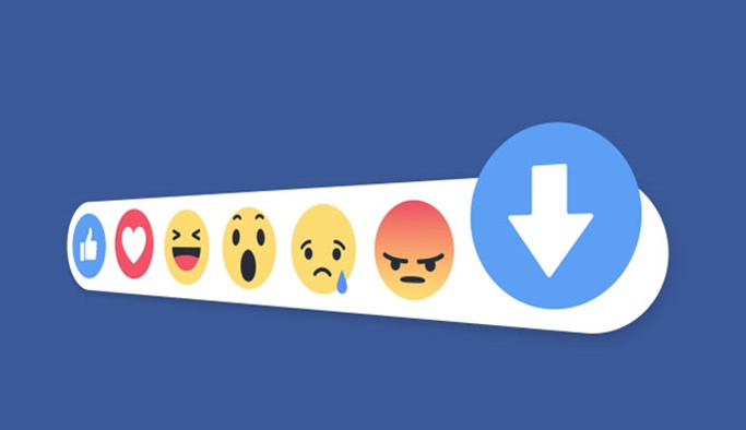 Facebook iki butonu birleştiriyor