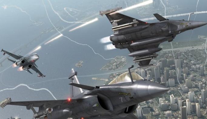 Fransa, Mali'ye hava saldırısı düzenledi