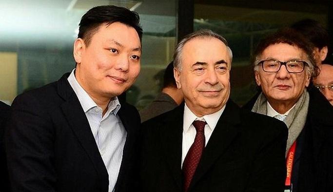 Galatasaray Başkanı Cengiz: 3 yıl daha buradayım