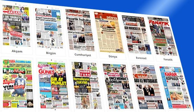 Gazetelerin bugünkü manşetleri 17 Şubat 2018