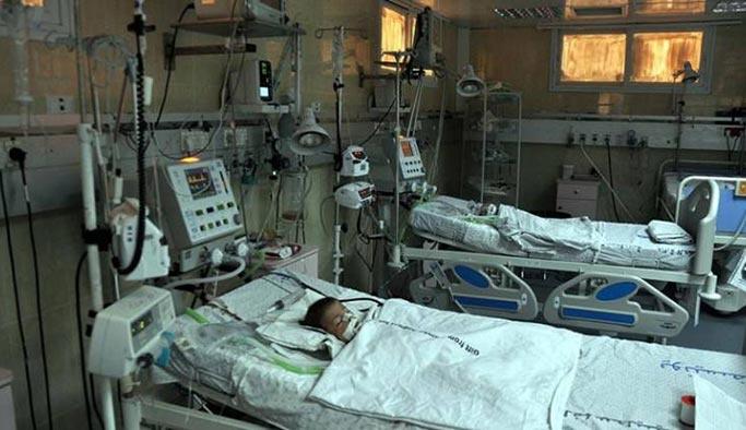 Gazze'deki hastanelere yakıt temini başladı