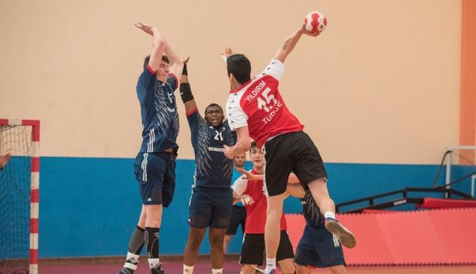 Hentbol: 15. Erkekler Akdeniz Şampiyonası