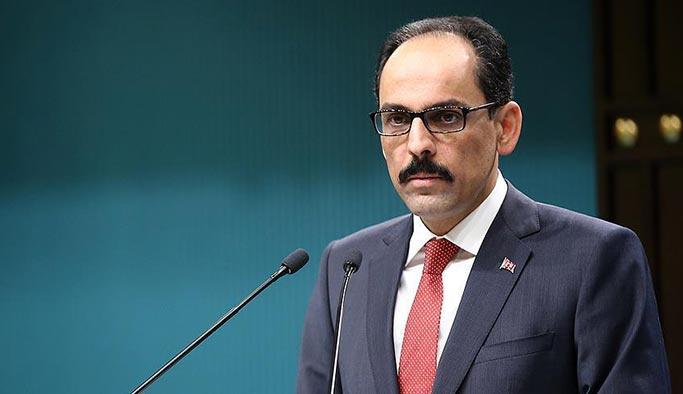 İbrahim Kalın: Şam rejimi ile temas söz konusu değil