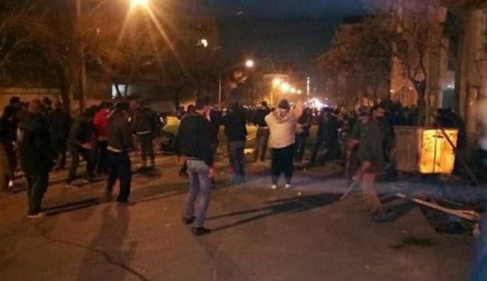 İran'da tarikat üyeleri polisle çatıştı: 5 polis öldü