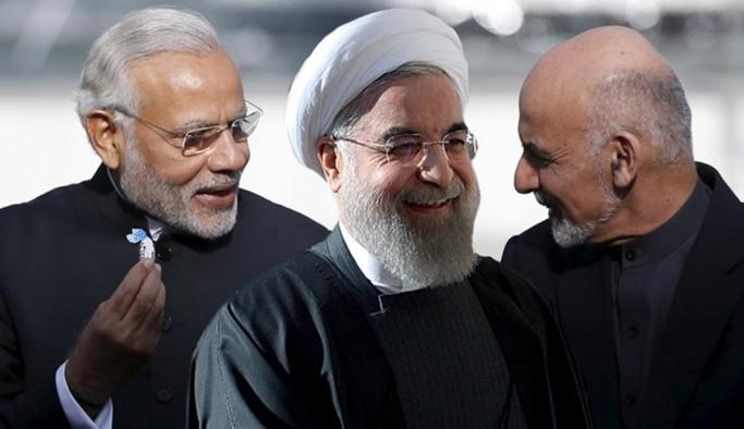 İran ve Hindistan'dan Afganistan için iş birliği