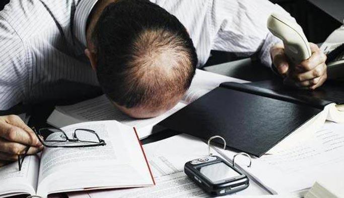 İş yerinde 'uyuyanlar' Yargıtay'dan kötü haber