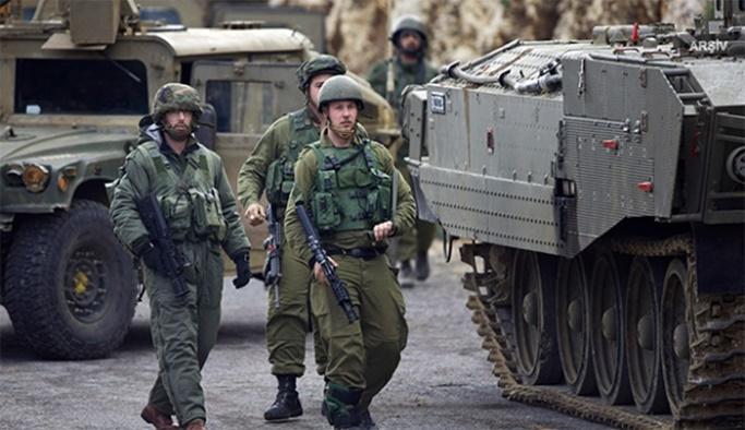 İsrail Gazze'ye saldırdı: İki şehit var