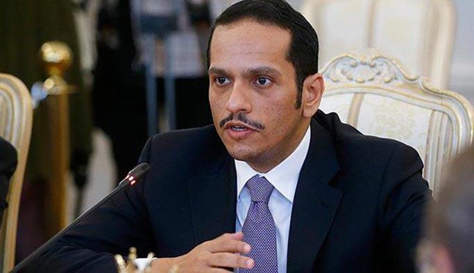 Katar, Suudi Arabistan'daki zirveye katılıyor