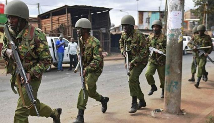 Kenya'da okula silahlı saldırı: 3 ölü