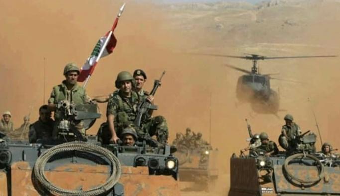 Lübnan: İsrail'e karşı her türlü askeri opsiyonu devreye sokarız