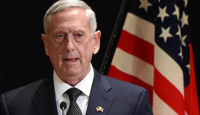 Mattis: Hiçbir NATO ülkesi Türkiye kadar terör saldırısına uğramadı