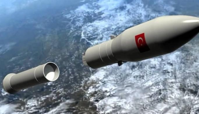 Milli uydularımızı 5 yıl sonra kendimiz fırlatacağız