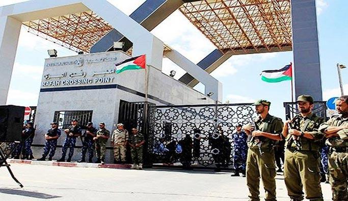 Mısır cuntası lütfetti, Refah Sınır Kapısı 4 günlüğüne açık