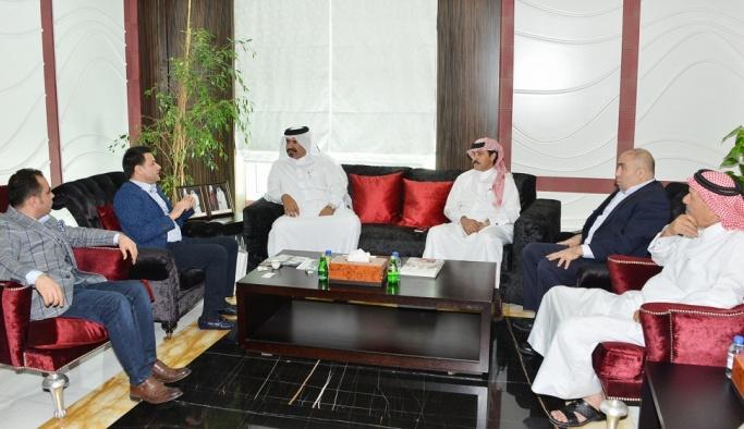 OTSAD heyeti Katar'da