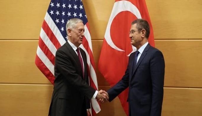 Pentagon'dan Canikli-Mattis açıklaması