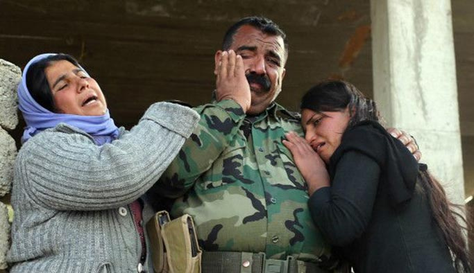 PKK Ezidi'leri zorla Afrin'e gönderiyor, karşı çıkanları kurşuna diziyor