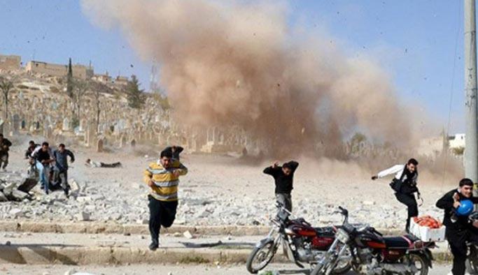 Rejim ateşkes kararını uygulamadı, bombaladı