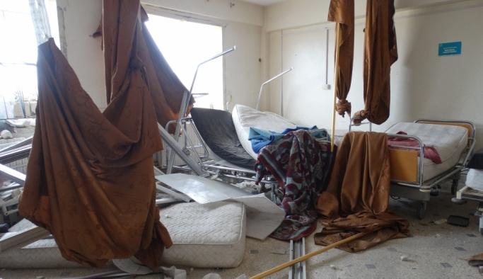 Rus savaş uçakları İdlib'de hastaneyi hedef aldı