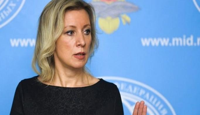 Rus sözcü'den PKK yanlısı gazeteciye sert Suriye yanıtı