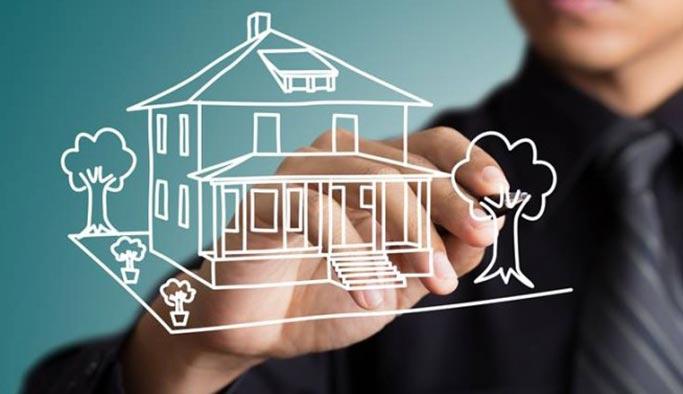 Satın alınacak ev e-Devlet'te üç boyutlu görülebilecek