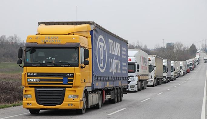 Bulgar'ın yavaşlığı Türk ihracatçısını mağdur ediyor