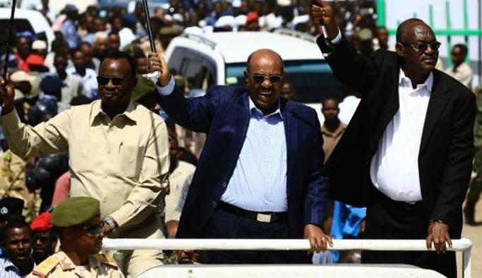 Sudan siyasi tutuklulara af geldi