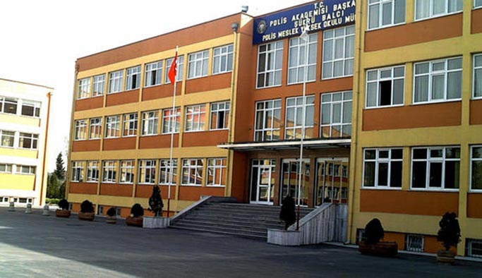 Şükrü Balcı Polis Okulu kapatıldı