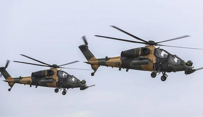 Suriye'den kötü haber, bir helikopterimiz düştü