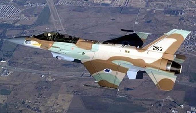 Suriye ordusunda İsrail uçaklarına önleme