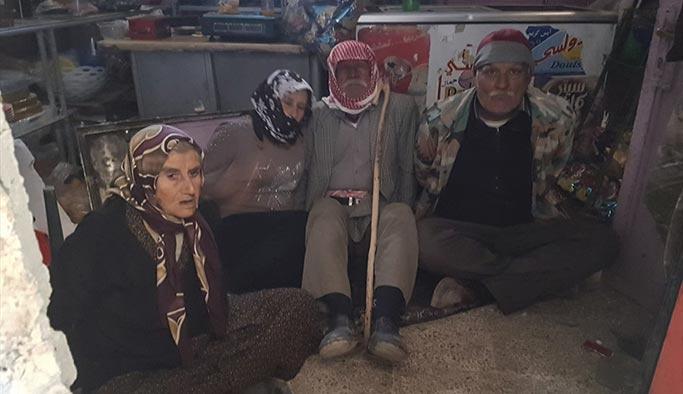 Yaşlı köylüleri bağlayıp mayınla tuzakladılar
